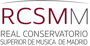 logo conservatorio superior Madrid